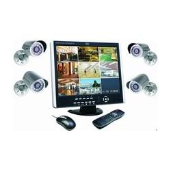 Camerabeveiliging DVR-systeem (DVR151S)