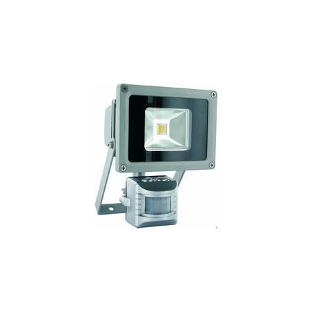 Power LED schijnwerper met bewegingsdetector (ES10)