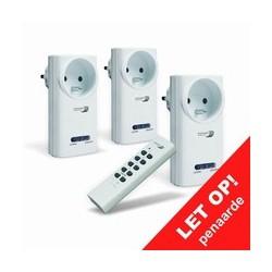 Schakelaarset afstandsbediening (HE808SF)