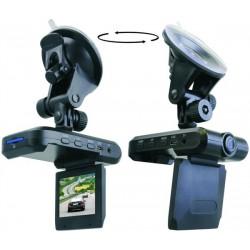 Compacte verkeers recorder (DVRCAR24)