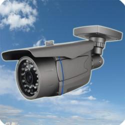 WMI-323S Weersbestendige buitencamera met 420 TV Lijnen