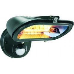 Design halogeen straler + bewegingsmelder (ES408)