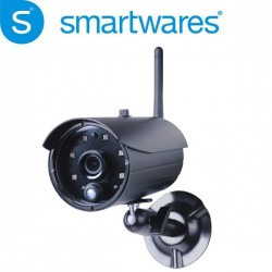 Smartwares WiFi IP-camera outdoor HD (C935IP) 10.008.25
