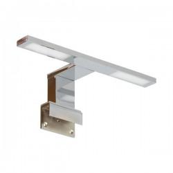 LED spiegellamp chroom metaal glas (3000.074)