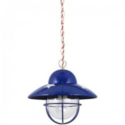 Hanglamp LIEF! blauw metaal (LF12014)