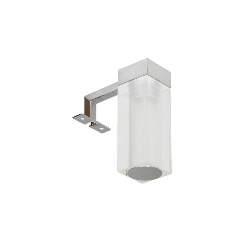 Spiegelklemlamp chroom metaal glas (3000.066) 10.060.17