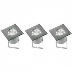 LED grondspot 3-pack...