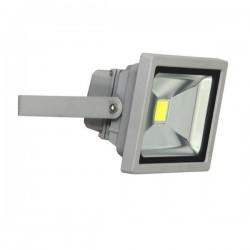 LED straler grijs aluminium glas (XQ1220)