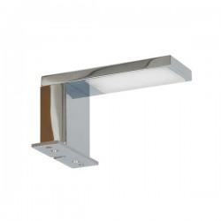 LED spiegellamp chroom metaal glas (3000.081)