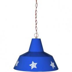 Hanglamp LIEF! blauw metaal (LF12013)