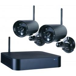 SMARTWARES wireless DVR SET 4CH / 2x WL Camera