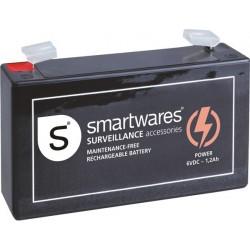 Oplaadbare accu 6V (SA6V)
