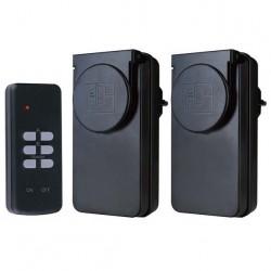 2 schakelaars met afstandsbediening (FA500WD/2)