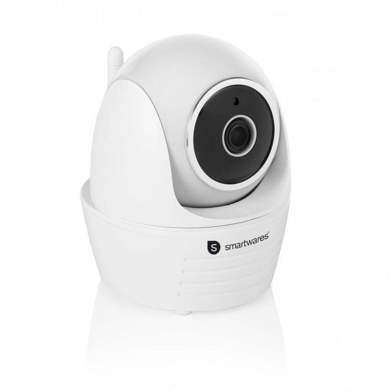 Smartwares C794IP IP-Bewakingscamera – 1080p Full HD - Bewegingsmelder – Pan/tilt – Wifi of LAN - Nachtzicht