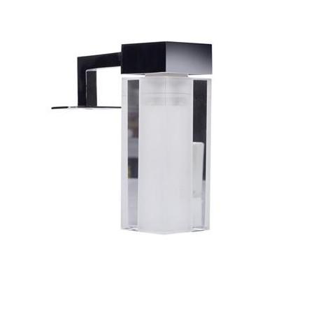Spiegelklemlamp chroom metaal glas (3000.066)