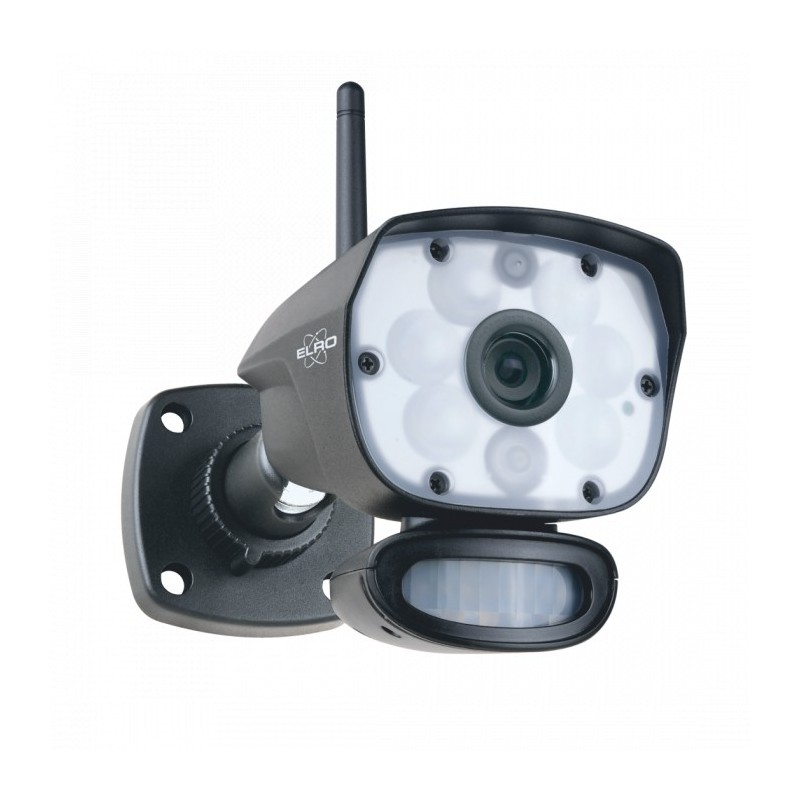 COLOR NIGHT VISION-TECHNOLOGIE IP CAMERA (CC60RIPS)
