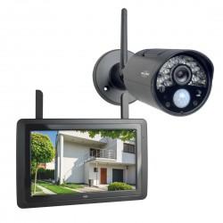 Draadloze cameraset 7 inch en APP (CZ30RIP)