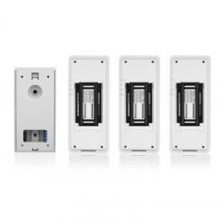 DIC-21132 Audio intercom systeem voor 3 appartementen