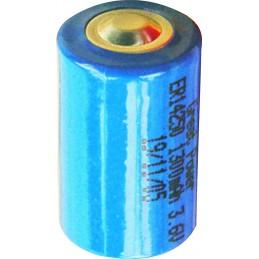 VERVANGER Lithium batterij...