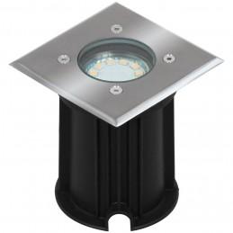 LED grondspot geborsteld...